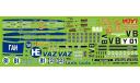 Ваз 2101, Декаль, фототравление, декали, краски, материалы, 1:43, 1/43, Modellux