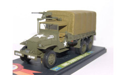 GMC CCKW-353 В1 с зениткой Browning, США