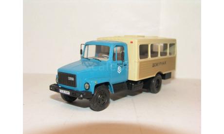 Газ 3307 ТС-3966 вахтовый автомобиль, Херсон Моделс 1:43, редкая масштабная модель, 1/43
