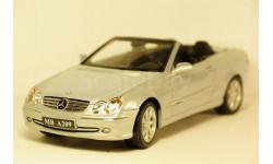 MERCEDES CLK500, CABRIOLET А209, Kyosho, 1:18, масштабная модель, 1/18, Mercedes-Benz