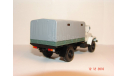 Газ 33081 Садко с тентом, Херсон Моделс 1:43, редкая масштабная модель, scale43