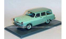 ГАЗ М22 Волга двухцветная 1962 г., NEO 1:43, масштабная модель, 1/43