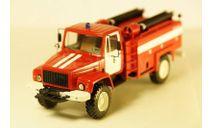 ГАЗ 33081 Садко, АЦ 1,6-40 лесопатрульная,Feuerwehr, масштабная модель, 1:43, 1/43, Херсон-Моделс