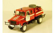 Газ 33081 ПМ-623 Пожарный, Херсон Моделс 1:43, редкая масштабная модель, scale43