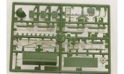 КИТ счетверенной установкой Максим, сборные модели артиллерии, 1:43, 1/43, Miniclassic, Максимов