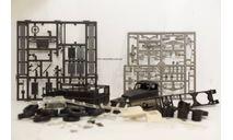 Кит Studebaker бортовой, Miniclassic 1:43, сборная модель автомобиля, 1/43