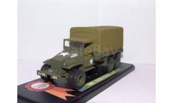GMC CCKW-353 В1 Сдвоенные колеса, США, масштабная модель, 1:43, 1/43, МБК
