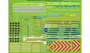Ваз 2104, 2105, 2107, Декаль, фототравление, декали, краски, материалы, scale43, Modellux