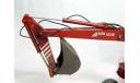 Атэк ЭО-4321 Экскаватор гидравлический, Modellux 1:43, редкая масштабная модель, scale43