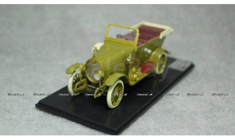 Руссо Балт тип 15/35 HP Торпедо 1914, хаки, Империал 1:43, масштабная модель, 1/43