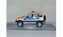 Chevrolet Niva Руководитель полетов, TruckTyr 1:43, редкая масштабная модель, scale43