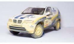 BMW X5 Rallye raid 'Vent de sable'' Solido 1:18, масштабная модель, 1/18