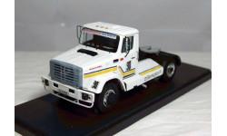ЗИЛ 4421С №90, пилот Иванов Н.,Будапешт 21.05.1989г., Hungarocamion Truck Trophy 89, АвтоБюро 1:43