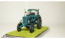 Трактор МТЗ 80/82 1974 Раритет, Бригадир 1:43