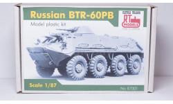 Бронетранспортер БТР 60ПБ RTM87023, RTM 1:87