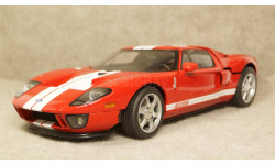 Ford GT red,Auto Art 1:18