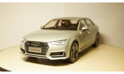 Audi A4L 2017,Paudi 1:18, редкая масштабная модель, 1/18, Paudi Models