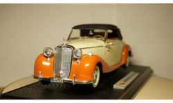 Mercedes 170S Cabriolet, Signature Models 1:18, редкая масштабная модель, Mercedes-Benz, scale18