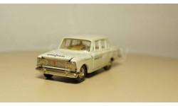 Москвич 408, А1, Такси, 3 зажима 1:43, масштабная модель, scale43, Тантал