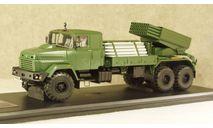 Краз-6322РА РС30 'Бастион-02', TruckTyr 1:43, масштабная модель, scale43