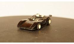Fiat Abarth 3000, черный, масштабная модель, scale43, Сихарули