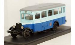 ЗиС 8 городской автобус г. Ленинграда, масштабная модель, Miniclassic, scale43