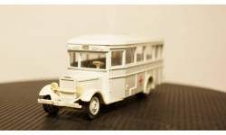Зис 8 Автобус, медицинский, РАРИТЕТ! МЕТАЛЛ! Miniclassic, масштабная модель, scale43