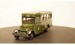 Зис 8 Автобус, штабной, РАРИТЕТ! МЕТАЛЛ! Miniclassic
