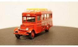 Зис 8 Автобус, пожарный, РАРИТЕТ! МЕТАЛЛ! Miniclassic