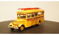 Зис 8 Автобус, аварийный, РАРИТЕТ! МЕТАЛЛ! Miniclassic, масштабная модель, 1:43, 1/43