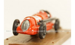 Maserati 8CTF F1 Tripoli Grand Prix 1938 #112, Brumm 1:43, масштабная модель, scale43