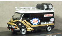 FIAT 242 Assistenza Esso Grifone 1986, IXO RAC280X 1:43, масштабная модель, scale43, IXO Rally (серии RAC, RAM)