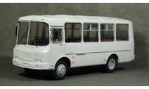 ПАЗ 3225 рестайлинг, Nik models 1:43, масштабная модель, 1/43