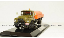 ЗИЛ ПМ-130Б Автомобиль Поливомоечный 1978 г. Москва, Dip 113008, масштабная модель, DiP Models, scale43