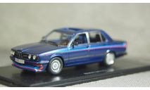 BMW M535i (E12) metallic-ark blue, NEO 1:43, редкая масштабная модель, Neo Scale Models, scale43