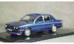 BMW M535i (E12) metallic-ark blue, NEO49540, NEO 1:43