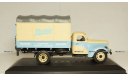 ЗИЛ 164А фургон для перевозки пианино, TruckTyr 1:43, масштабная модель, scale43