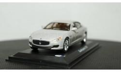 Maserati Quattroporte GTS 2013, WhiteBox 1:43, масштабная модель, 1/43
