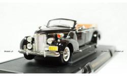 Cadillac V-16 Presidential Limousine 1938, Signature Models 1:24, масштабная модель, 1/24