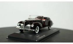 Lincoln Continental Convertible 1939, WhiteBox 1:43, масштабная модель, 1/43