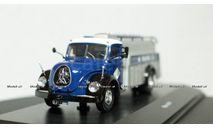 Magirus S6500 fuel truck Aral darkblue, Schuco 1:43, масштабная модель, scale43