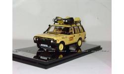 Range Rover Camel Trophy Madagascar 1987, ATC 1:43, редкая масштабная модель, 1/43