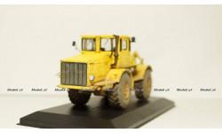 К 700 Кировец желтый со следами эксплуатации, 1:43, масштабная модель, Modellux, scale43