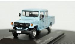 Toyota Land Cruiser Bandeirante Pick-Up 4х4 1976, WhiteBox 1:43, масштабная модель, scale43