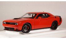 Dodge Challenger 392 HEMI Scat Pack Shaker 2018 TorRed, 71741, Auto Art 1:18, редкая масштабная модель, Autoart, scale18