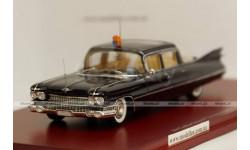 Cadillac Series 75 Limousine Bubble-Top 'Queen Elizabeth II' 1958, масштабная модель, 1:43, 1/43, VMM/VVM