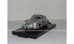 PORSCHE 356 1952, Brumm 1:43, масштабная модель, 1/43
