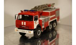 КАМАЗ 43114 АЦЛ 4-40/22,пожарная лестница,, масштабная модель, 1:43, 1/43, SKIF
