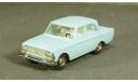 Москвич 408 голубой, масштабная модель, Тантал, scale43