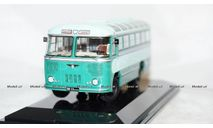 ПАЗ 652 1960 Санаторий - Заказ, 165214, DiP Models 1:43, редкая масштабная модель, scale43
